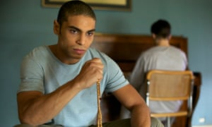 Nassim Si Ahmed in controversial thriller Made in France.