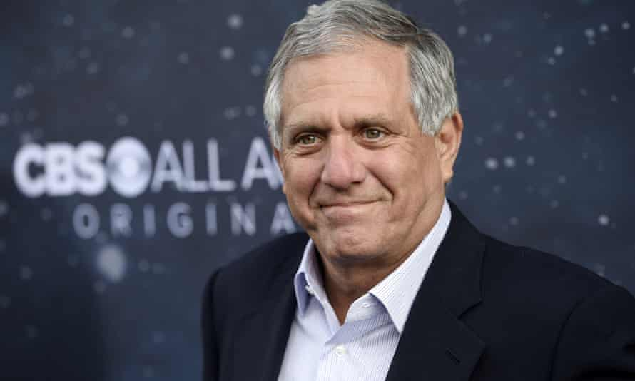 Les Moonves, chairman and CEO of CBS Corporation, in September 2017.