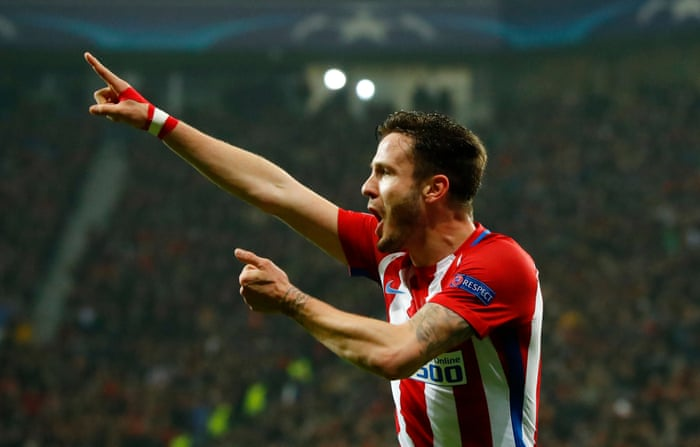 Atlético Madrid s Saúl Ñíguez recalls the night when he feared his career  was over  81a57056b2466