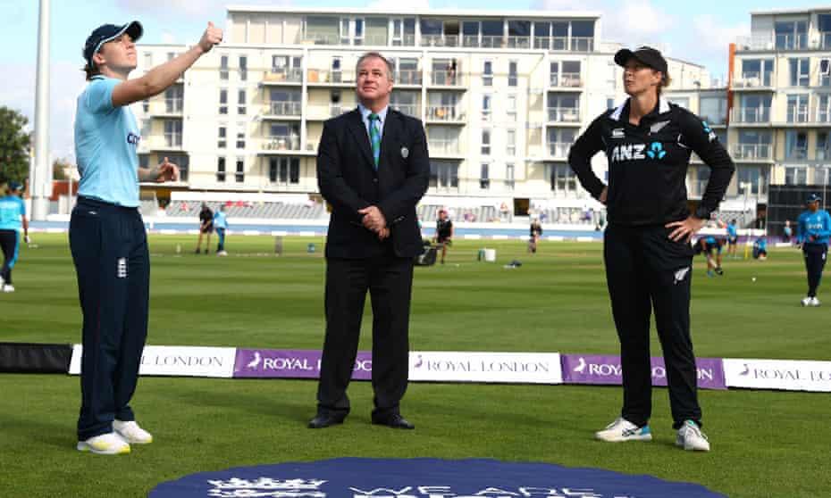 england new zealand women cricket