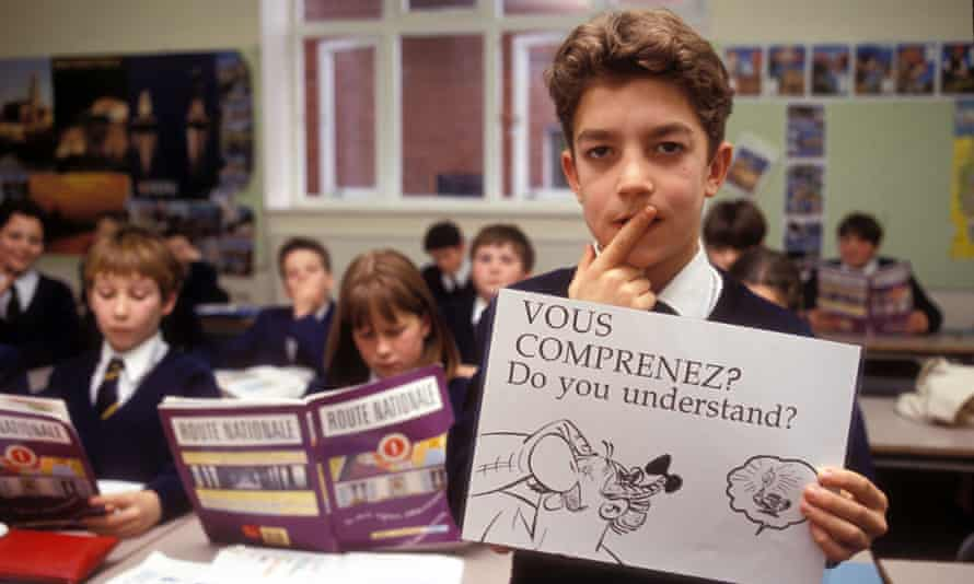 Take your hat off: French school books will drop the circumflex from September.