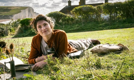 Gemma Arterton as Alice, 'relishing a character who doesn't care how others see her'