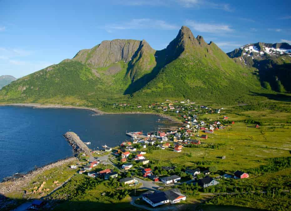 Mefjordvær, Senja, Norway