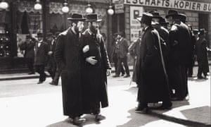 A picture taken in 1910 in Leopoldstadt, Vienna