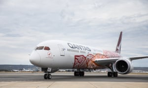 The Boeing 787-9 Dreamliner carried than 230 passengers and crew