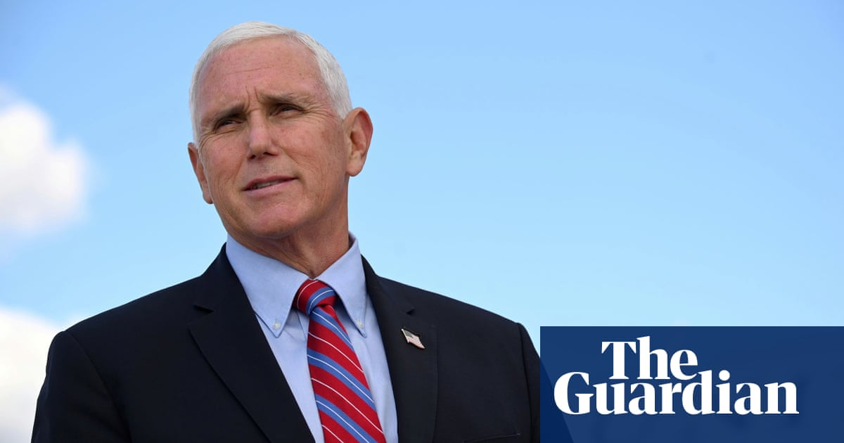 Mother Of All Book Deals Mike Pence Signs Seven Figure Deal For Memoirs Mike Pence The Guardian