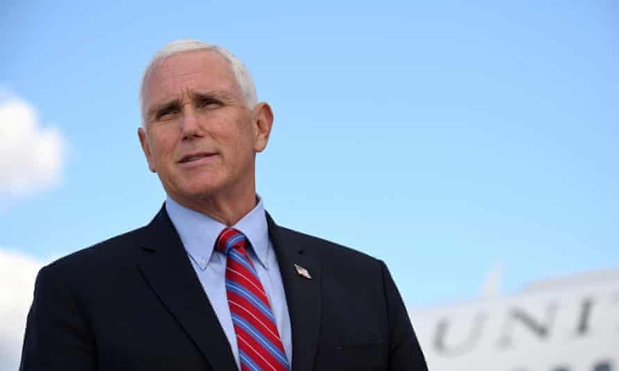 It is not known whether Mike Pence will cover the events of 6 January 2021 when rioters chanted 'Hang Mike Pence' as he refused to help Donald Trump overturn the election result.