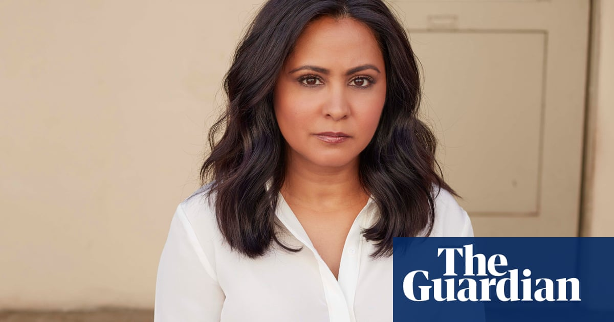 'I miss the English bants': Parminder Nagra on ER, Bend It Like Beckham and new sci-fi Intergalactic