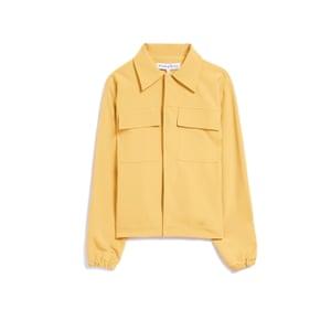 Worker jacket £65, houseofsunny.co.uk