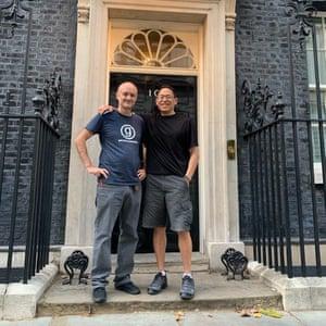 Dominic Cummings and Stephen Hsu