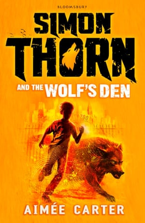 Simon Thorn and the Wolf's Den by Aimee Carter