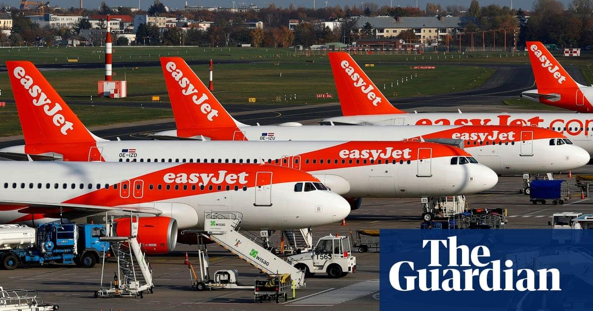 EasyJet grounds entire fleet of planes because of coronavirus crisis