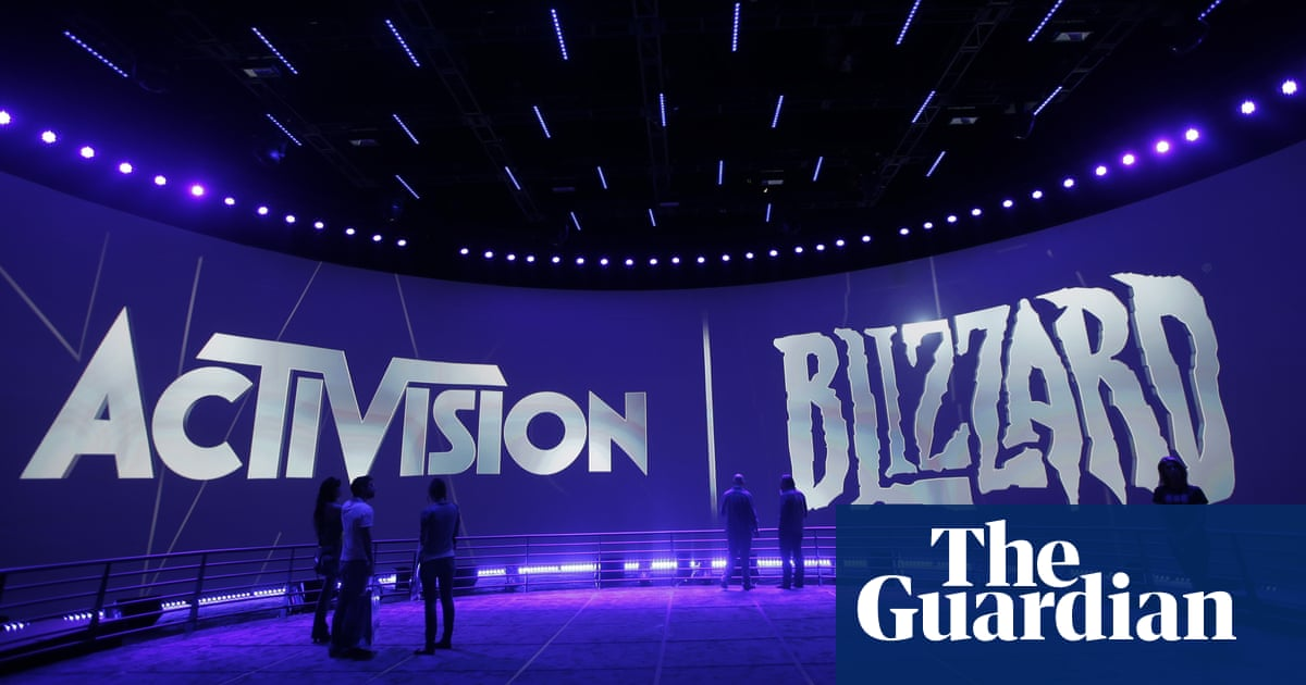 Activision Blizzard reportedly fires 20 employees following harassment claims