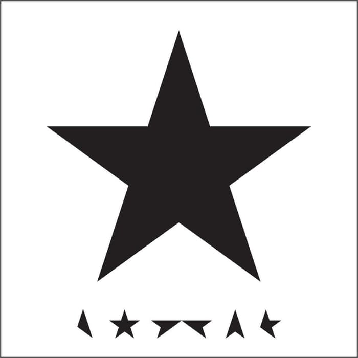 Image result for david bowie blackstar album cover