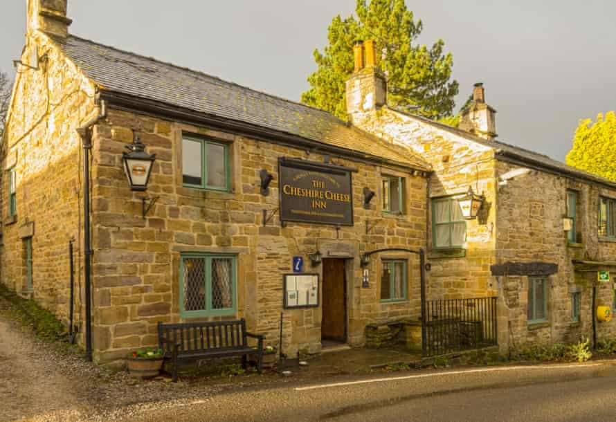 The Cheshire Cheese Inn at Hope, Peak District