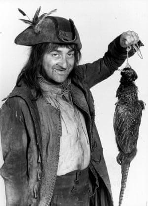 Tony Robinson as Baldrick in Blackadder the Third.