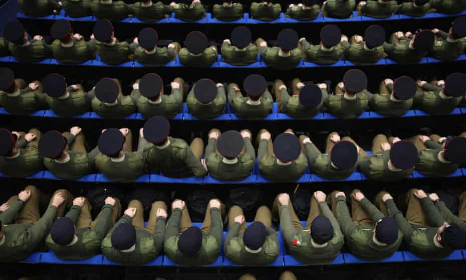 British army cadets