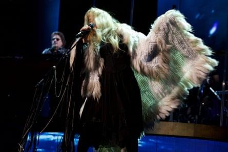 Stevie Nicks in 24 Karat Gold: The Concert