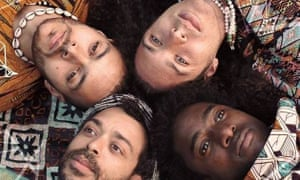 United Vibrations is one of seven acts that are not able to play SXSW.