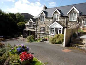 Llanfachreth, near Dolgellau, Gwynedd