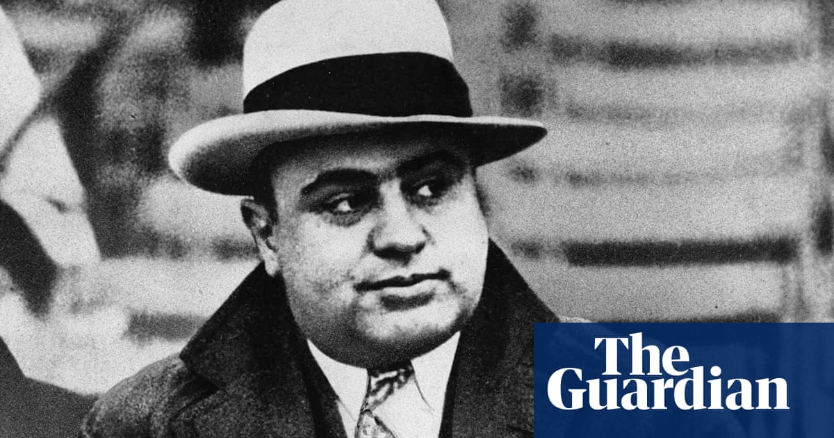 Al Capone's life under fresh scrutiny with online auction of personal items