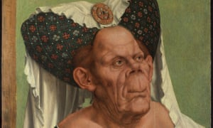 Quentin Matsys's The Ugly Duchess