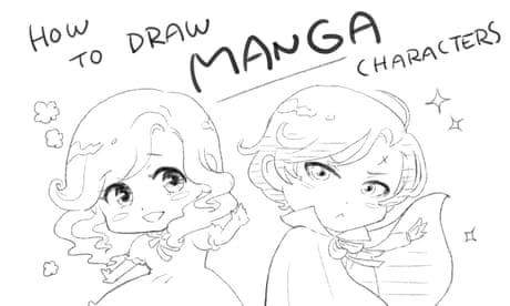 How to draw… manga characters