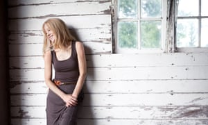 A new phase in her music-making ... Maria Schneider.