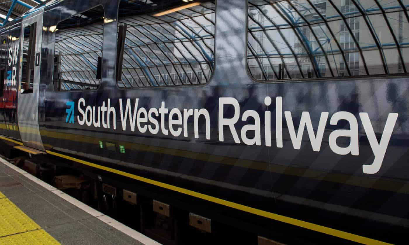 South Western rail workers to strike for nearly all of December