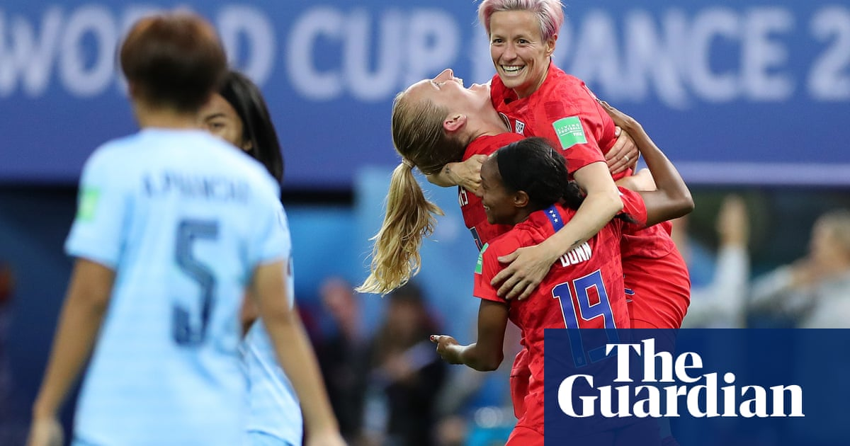 'It's great when there's a target on your back': USA untroubled with villain role