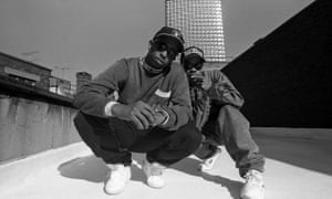 'Squarely aimed at existing fans' ... Gang Starr.