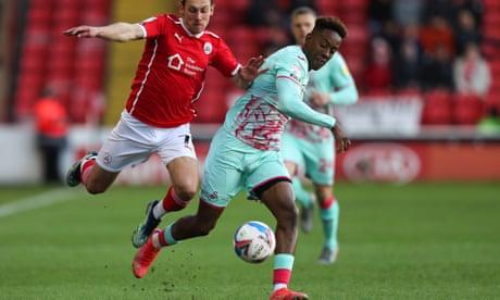 Barnsley v Swansea: Championship play-off, first leg – live!