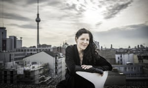 'I don't want to have fallings out with people that I have respect for': documentary film-maker Laura Poitras.