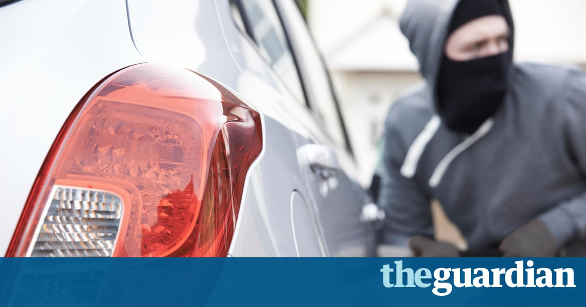 Is Your Car The Most Stolen Model In England And Wales Money - Window stickers for carshow to read a new car window stickertischer automotive blog