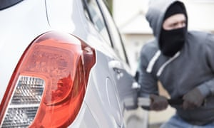 Is your car the most stolen model in England and Wales