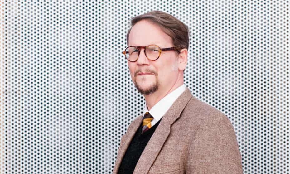 Sjon SHOT FOR SATURDAY REVIEW - PLEASE CHECK THEY'VE RUN BEFORE USING - TA Sigurjón Birgir Sigurðsson is an Icelandic poet, novelist, and lyricist London Photograph by David Levene 12/4/16