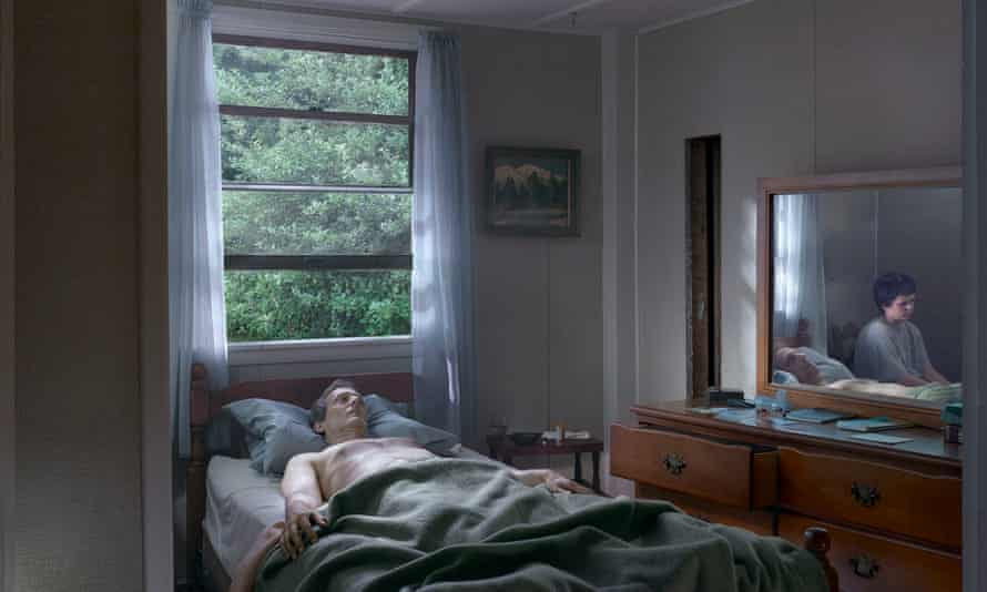 Gregory Crewdson's Father and Son, 2013.