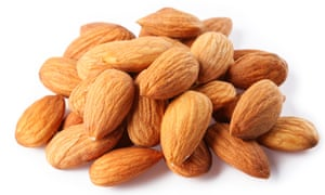 Nuts: the almonds in it are perfectly nice, but the Sweet 'n' Salty Rhythm 108 was somehow both too salty and too sweet.