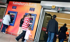 Reader says Sainsbury's Bank charged for a 'free' withdrawal.