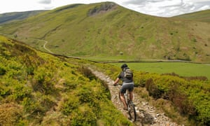 Cycling in the Trough of Bowland