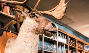 Jean-Luc Girard's shop in Beaune