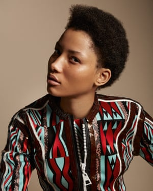 Model Lineisy Montero wearing Louis Vuitton clothes