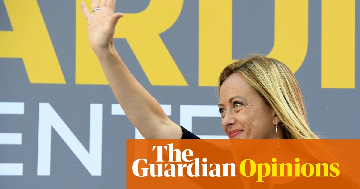 The Guardian view on Italian post-fascists: headed for the mainstream?