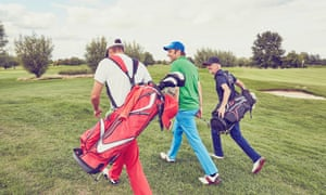 Golf is another tribal leisure activity that can get you further up the career ladder faster than working hard.