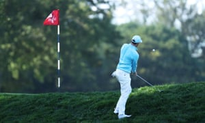 Rory McIlroy ended the tournament on a disappointing six-over par