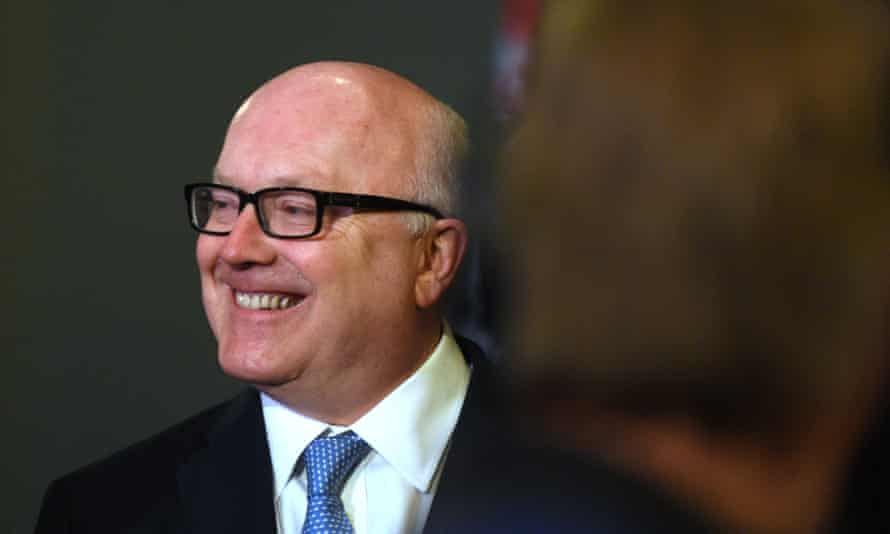 Attorney general and arts minister George Brandis