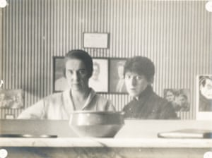 Marcel Moore and Claude Cahun in 1920.