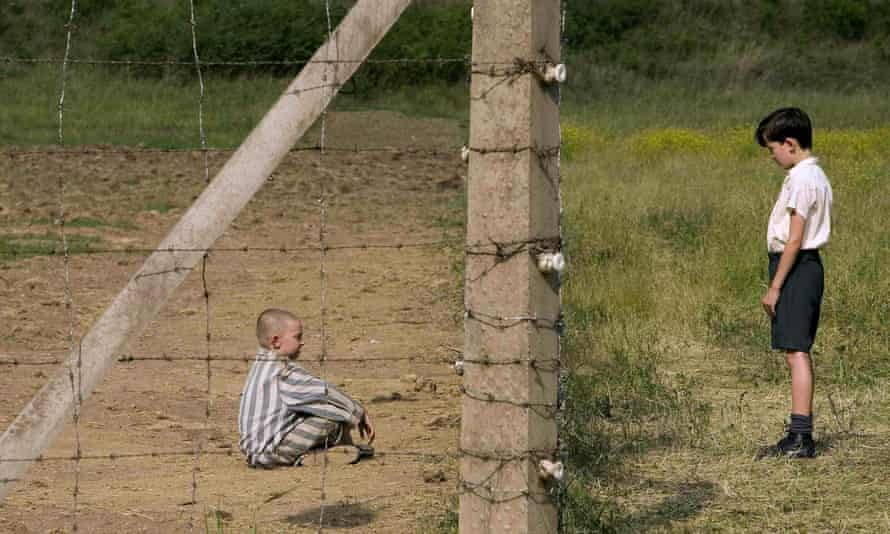 The film adaptation of The Boy in the Striped Pajamas (2008).