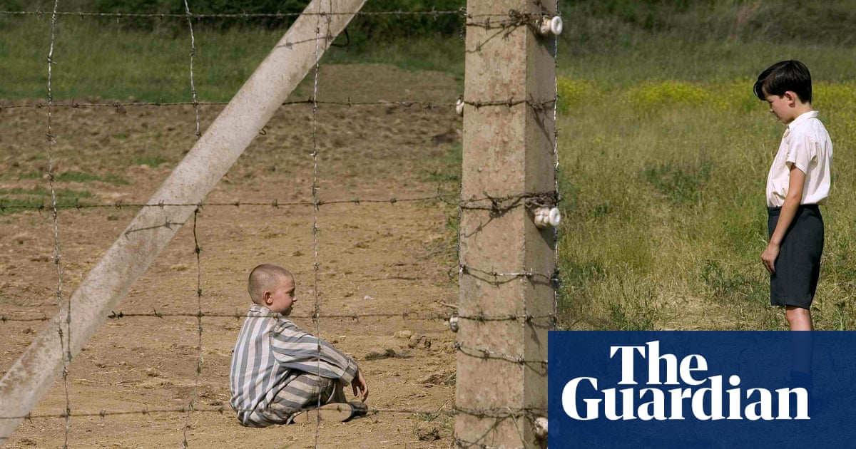'An image came into my head of two little boys sitting on either side of a fence' – John Boyne on The Boy in the Striped Pyjamas