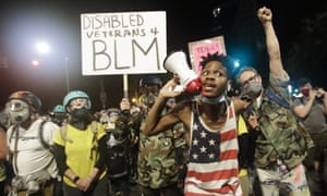 Inequality led to the rise of movements such as Black Lives Matter.